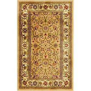 3' 3 x 5' 3 Kashan Design Rug