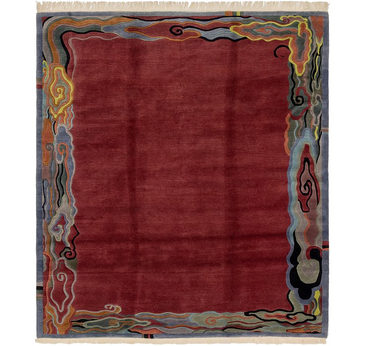 HandKnotted 8' 2 x 9' 6 Nepal Rug