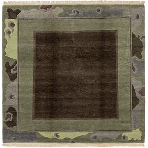 Link to 8' x 8' 2 Nepal Square Rug item page