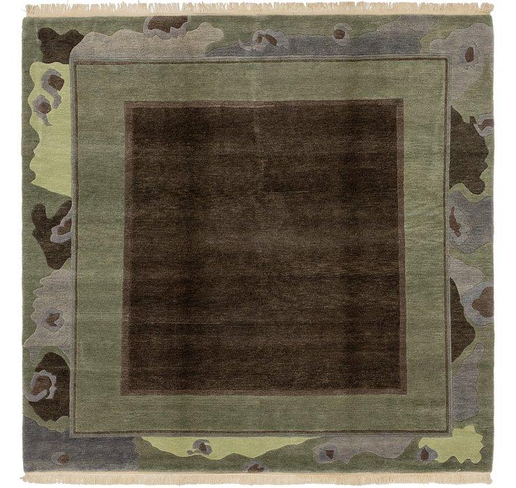 8' x 8' 2 Nepal Square Rug