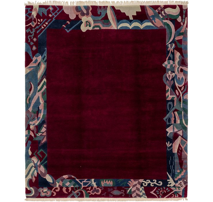HandKnotted 8' 5 x 10' Nepal Rug
