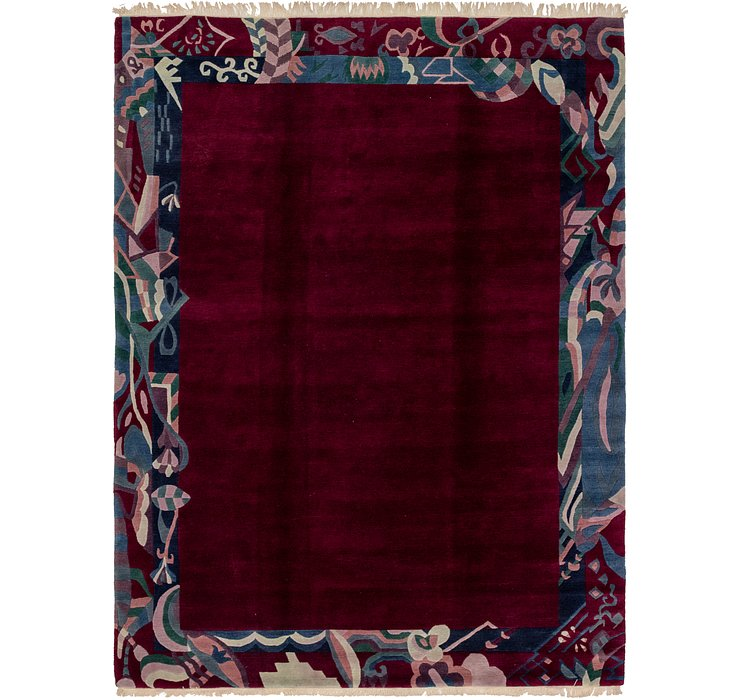 HandKnotted 8' 4 x 11' 6 Nepal Rug