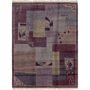 Link to 7' 6 x 10' 5 Nepal Rug item page