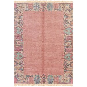 HandKnotted 5' 8 x 7' 10 Nepal Rug
