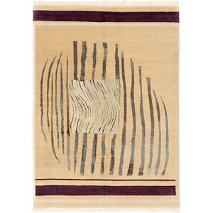 HandKnotted 5' 6 x 7' 7 Nepal Rug