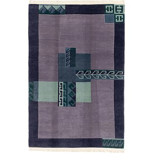 Link to 6' 7 x 9' 9 Nepal Rug item page