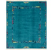 Link to 7' x 8' 3 Nepal Square Rug