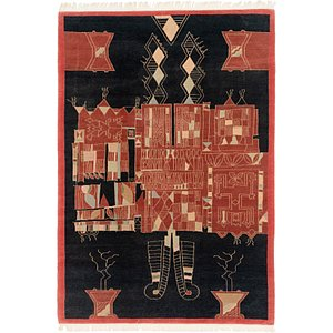 Link to 200cm x 287cm Nepal Rug item page