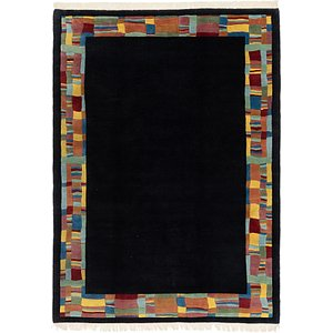 HandKnotted 6' 9 x 9' 3 Nepal Rug