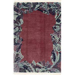 HandKnotted 6' 6 x 9' 7 Nepal Rug