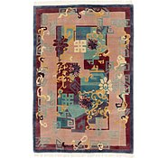 Link to 6' 6 x 9' 6 Nepal Rug