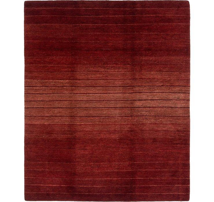 6' 7 x 8' Nepal Rug