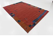 Link to 6' 7 x 9' 9 Shiraz-Gabbeh Persian Rug