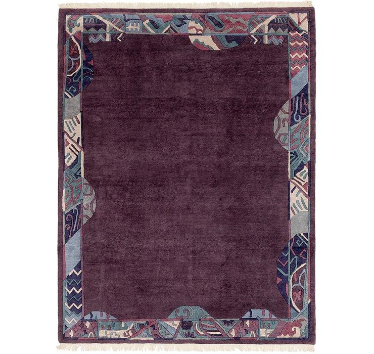 8' x 10' 4 Nepal Rug