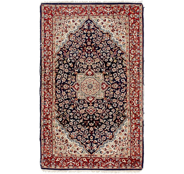 90cm x 157cm Jaipur Agra Oriental Rug