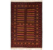 Link to 122cm x 195cm Balouch Persian Rug