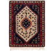 Link to 3' 7 x 5' 2 Kelardasht Persian Rug
