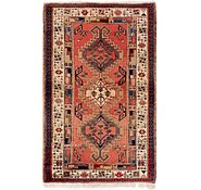 Link to 3' 4 x 5' 4 Sarab Persian Rug