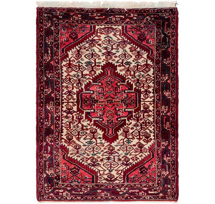 3' 5 x 4' 10 Darjazin Persian Rug