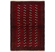 Link to 3' 10 x 5' 10 Torkaman Persian Rug