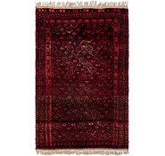 Link to 3' 10 x 6' Balouch Persian Rug