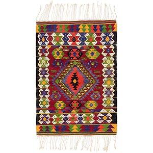 3' 8 x 5' 6 Moroccan Rug