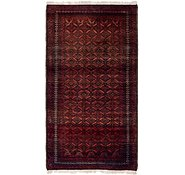 Link to 3' 3 x 6' 3 Balouch Persian Runner Rug