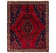 Link to 5' 3 x 6' 10 Ghashghaei Persian Rug