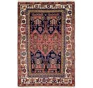 Link to 4' 3 x 6' 5 Hamedan Persian Rug