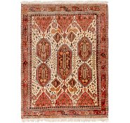 Link to 4' 7 x 6' Meshkin Persian Rug
