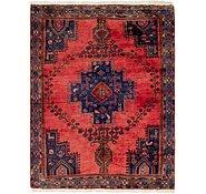 Link to 5' x 6' 9 Ghashghaei Persian Rug