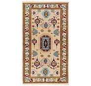 Link to 3' x 5' 5 Jaipur Agra Oriental Rug