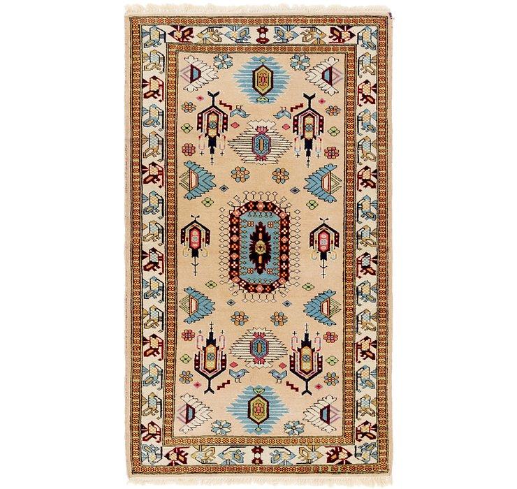3' x 5' 5 Jaipur Agra Oriental Rug