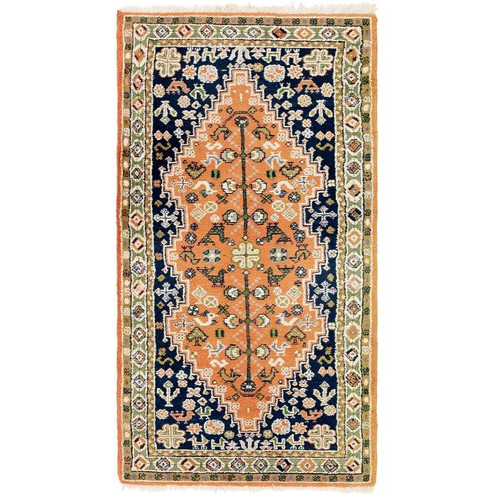 3' x 5' 10 Yalameh Persian Rug
