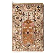 Link to 4' x 7' 2 Kars Oriental Rug