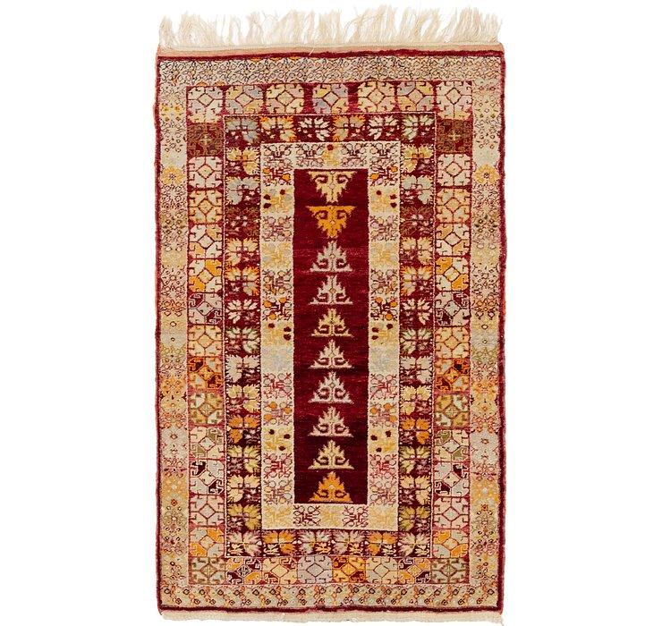 3' 7 x 6' Anatolian Rug