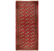 Link to 3' 5 x 7' 9 Torkaman Persian Runner Rug