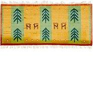 Link to 2' 8 x 6' Kilim Fars Runner Rug