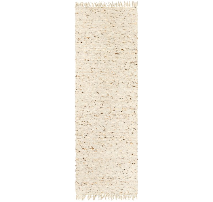 HandKnotted 2' 8 x 8' 8 Moroccan Runner Rug