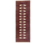 Link to 2' x 6' 3 Bokhara Oriental Runner Rug