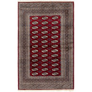 Link to 3' 3 x 5' 4 Bokhara Oriental Rug item page