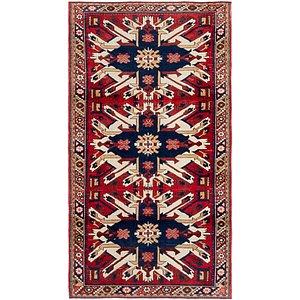 3' 8 x 6' 8 Kazak Oriental Rug