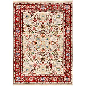 HandKnotted 5' 5 x 7' 7 Romani Rug