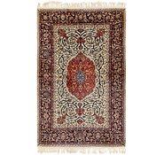 Link to 4' 8 x 7' 8 Kashmir Oriental Rug