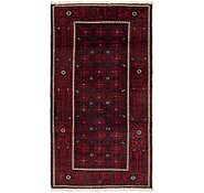 Link to 3' 4 x 6' 2 Balouch Persian Runner Rug