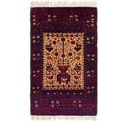 Link to 3' 3 x 5' 9 Balouch Persian Rug