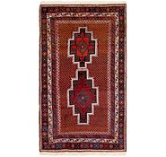 Link to 3' 9 x 6' 10 Yalameh Persian Rug