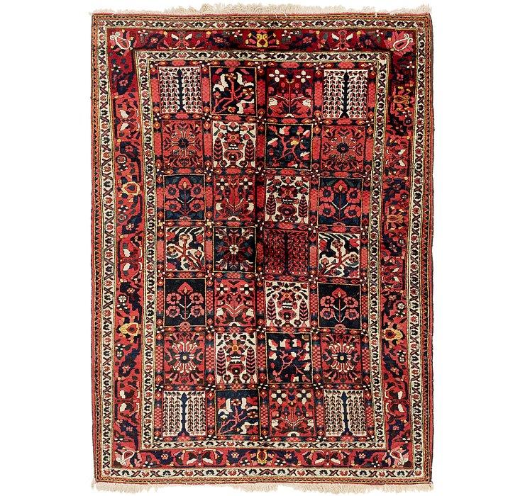 5' 4 x 7' 8 Bakhtiar Persian Rug
