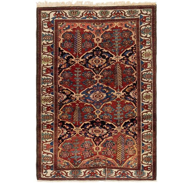 4' 6 x 6' 10 Bakhtiar Persian Rug