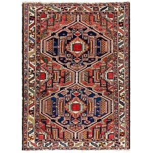 Link to 152cm x 213cm Bakhtiar Persian Rug item page
